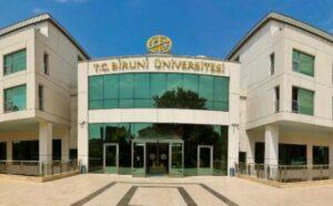 Biruni Üniversitesi Ücretleri