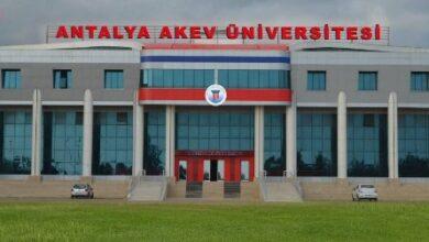 Photo of Antalya Akev Üniversitesi Ücretleri